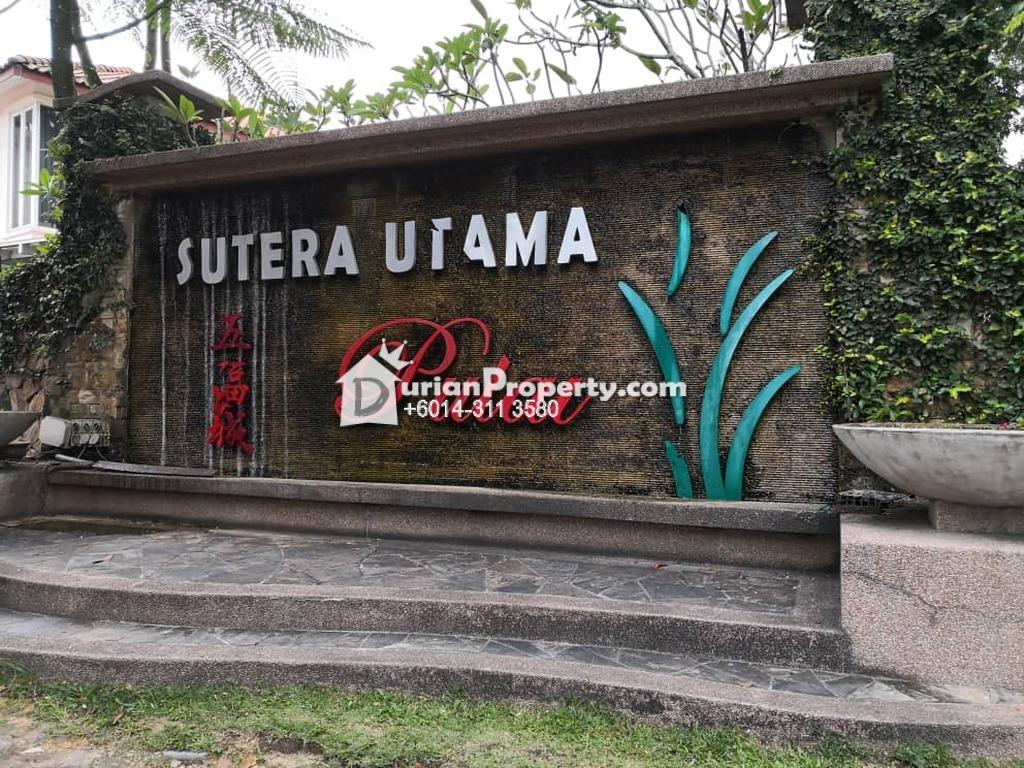 Cluster For Sale at Taman Sutera Utama, Skudai