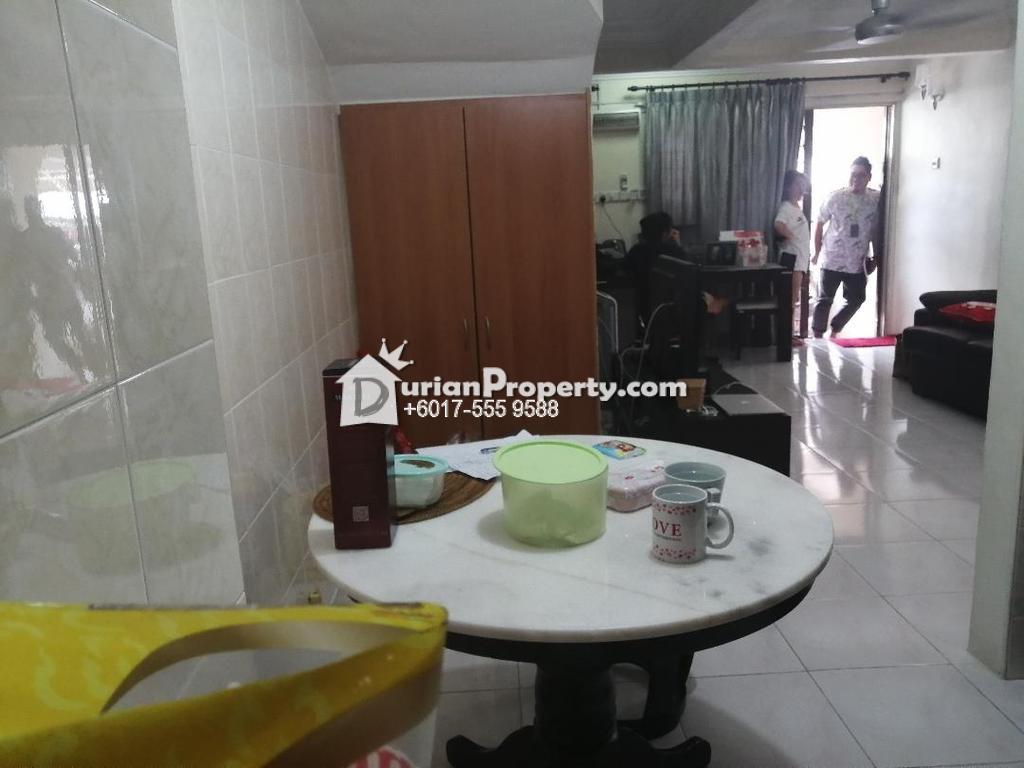 Terrace House For Sale at Taman Sri Sinar, Segambut