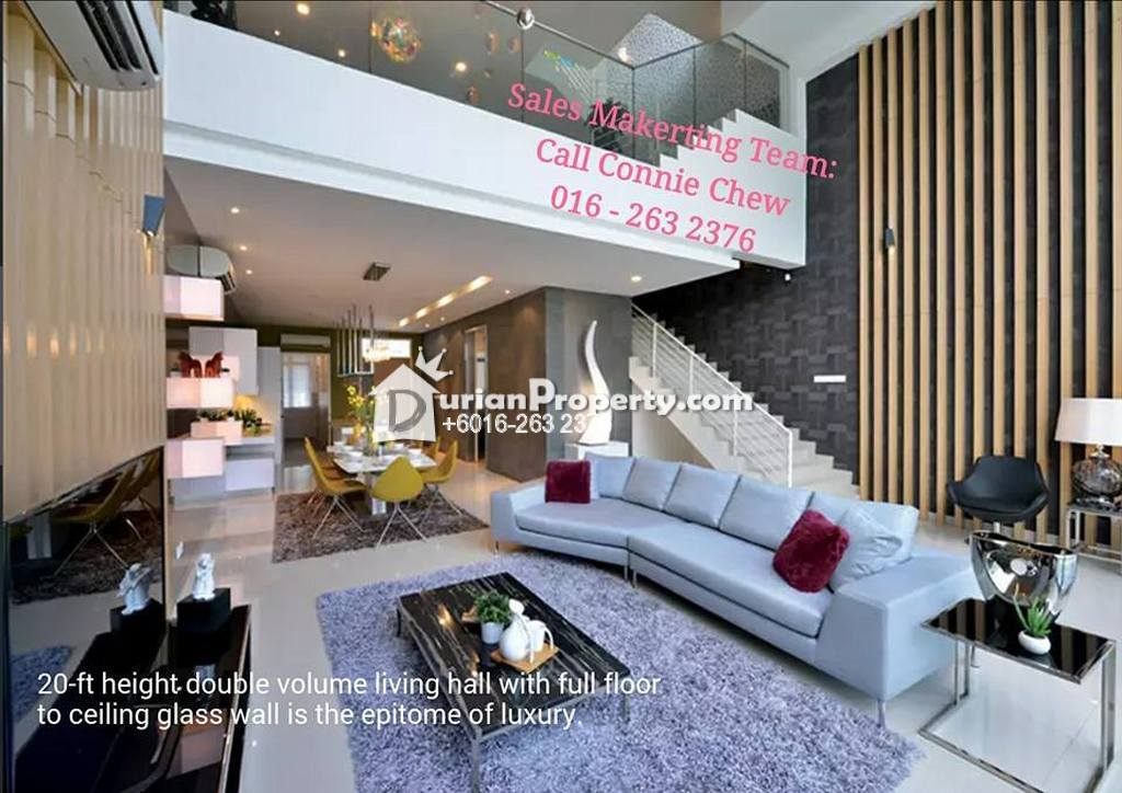 Terrace House For Sale at Reflexion @ Puchong South, Cyberjaya