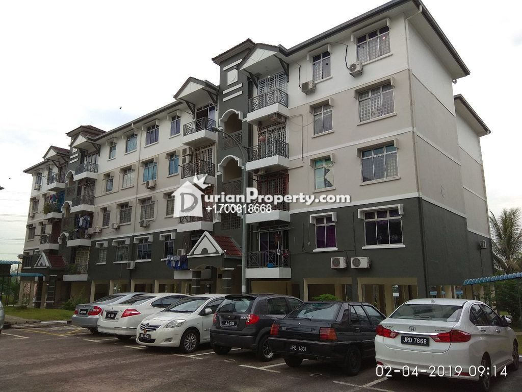 Apartment For Auction at Bandar Baru Kota Puteri, Masai