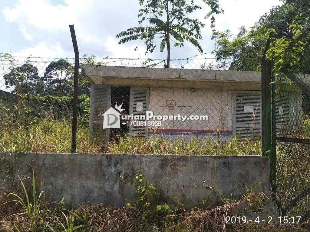 Residential Land For Auction at Hulu Langat, Selangor