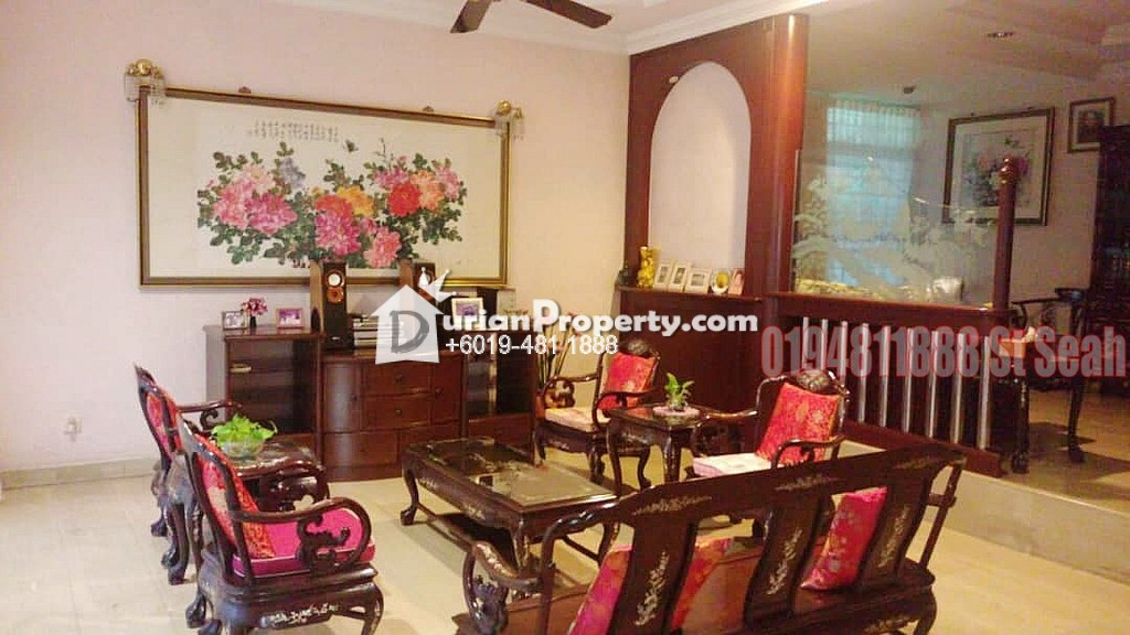 Semi D For Sale at Minden Heights, Gelugor
