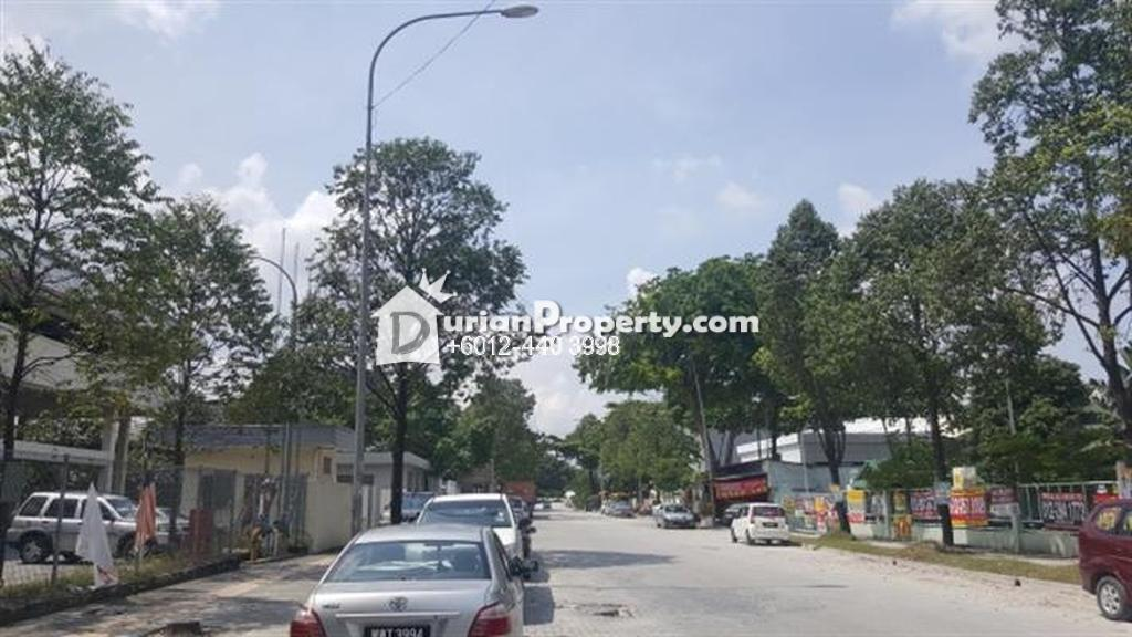 Detached Warehouse For Rent at Jalan 8, Desa Petaling