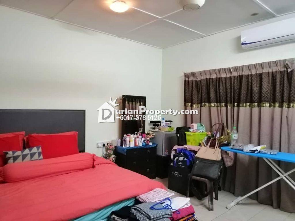 Terrace House For Sale at Taman Sri Raya, Batu 9 Cheras