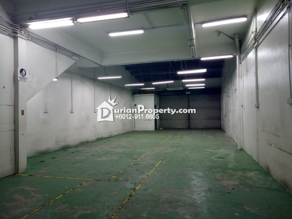 Terrace Factory For Rent at Kapar Industrial Park, Kapar