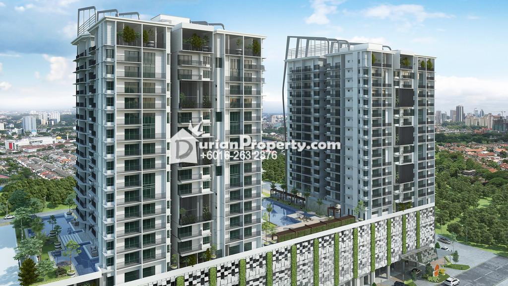 Condo For Rent at Epic Suites, Bandar Bukit Puchong
