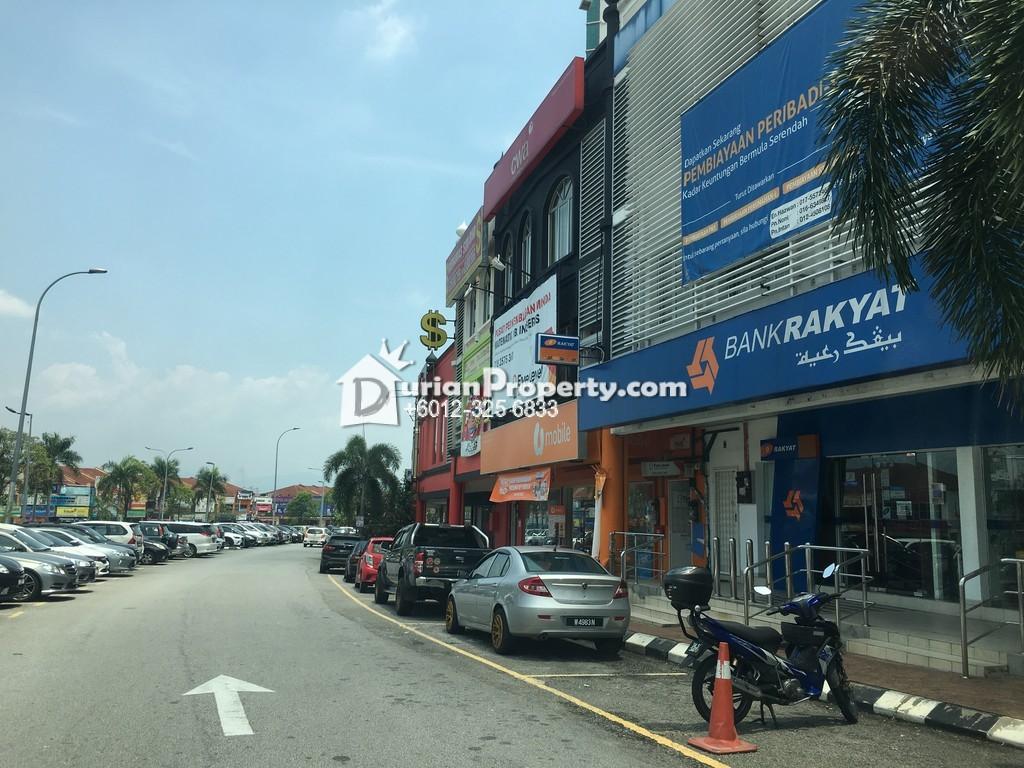 Shop For Rent at Bandar Baru Bangi, Bangi