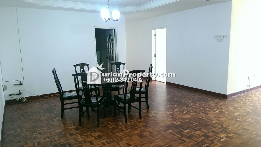Apartment For Rent at Wisma Cosway, KLCC