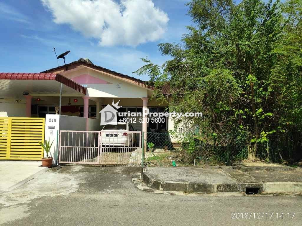 Terrace House For Auction at Taman Raya Indah, Kulim