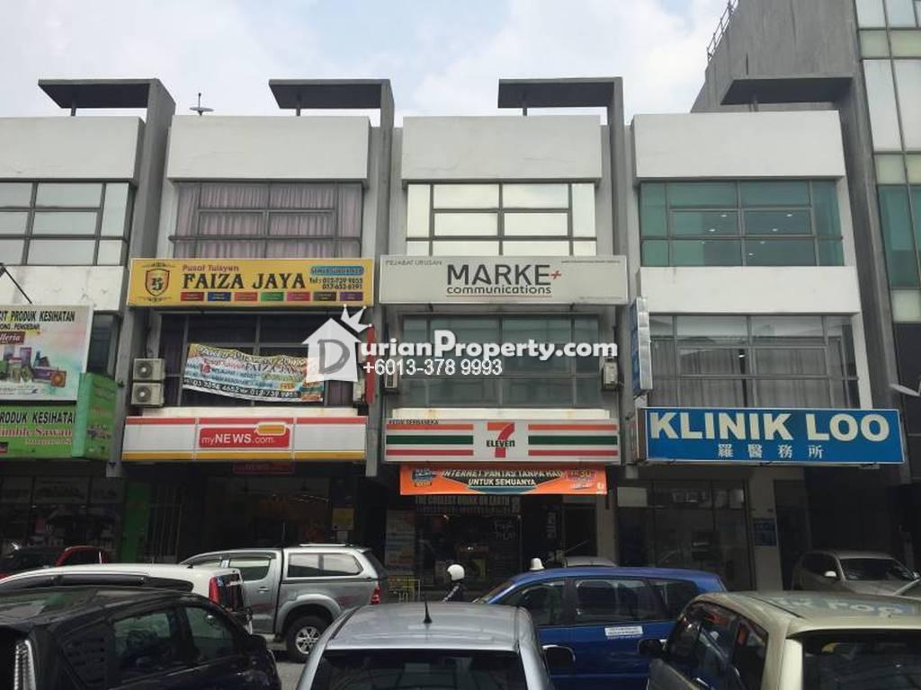 Shop Office For Rent at The Trillium, Sungai Besi