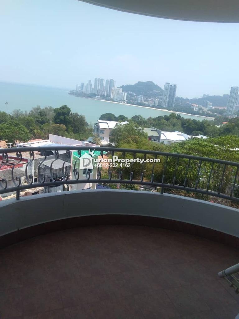 Condo For Rent at Sea Range Tower, Batu Ferringhi