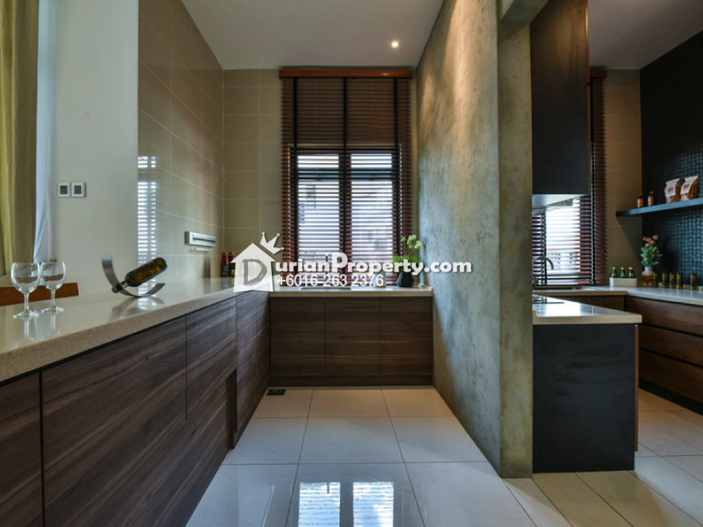 Semi D For Sale at Sierra 8, Puchong