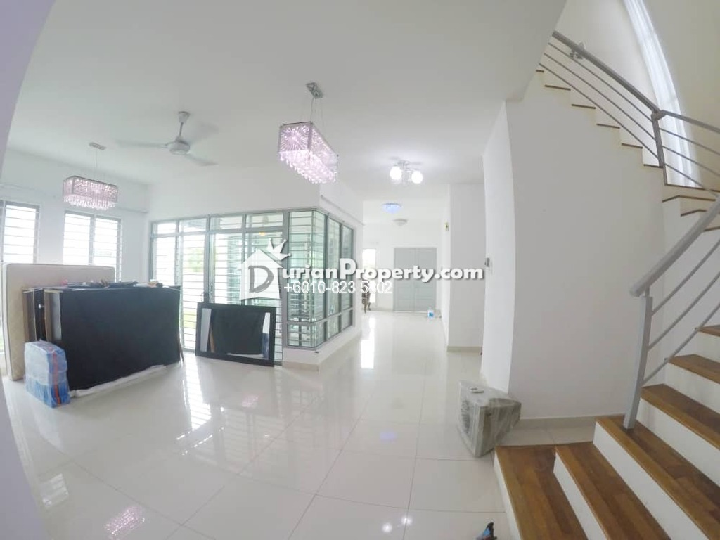 Bungalow House For Sale at Villa Safira, Kajang