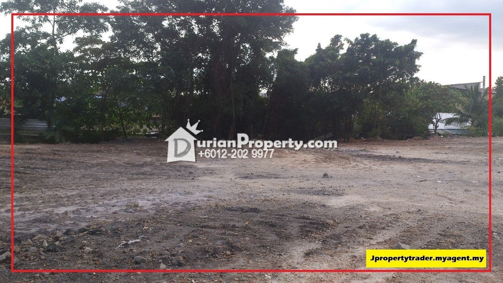 Commercial Land For Sale at Ulu Kelang, Gombak