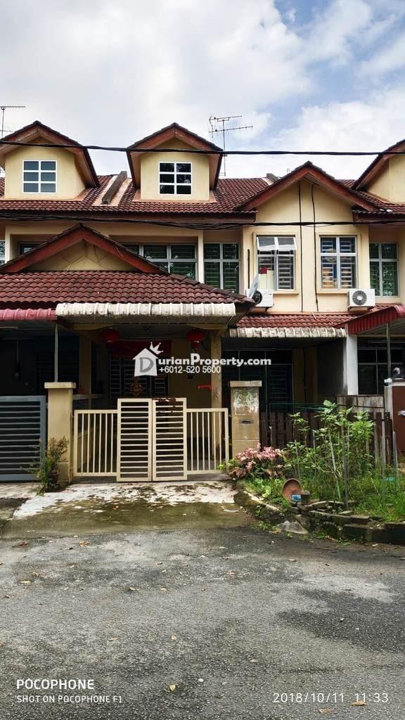 Terrace House For Auction at Taman Keenways, Bukit Mertajam