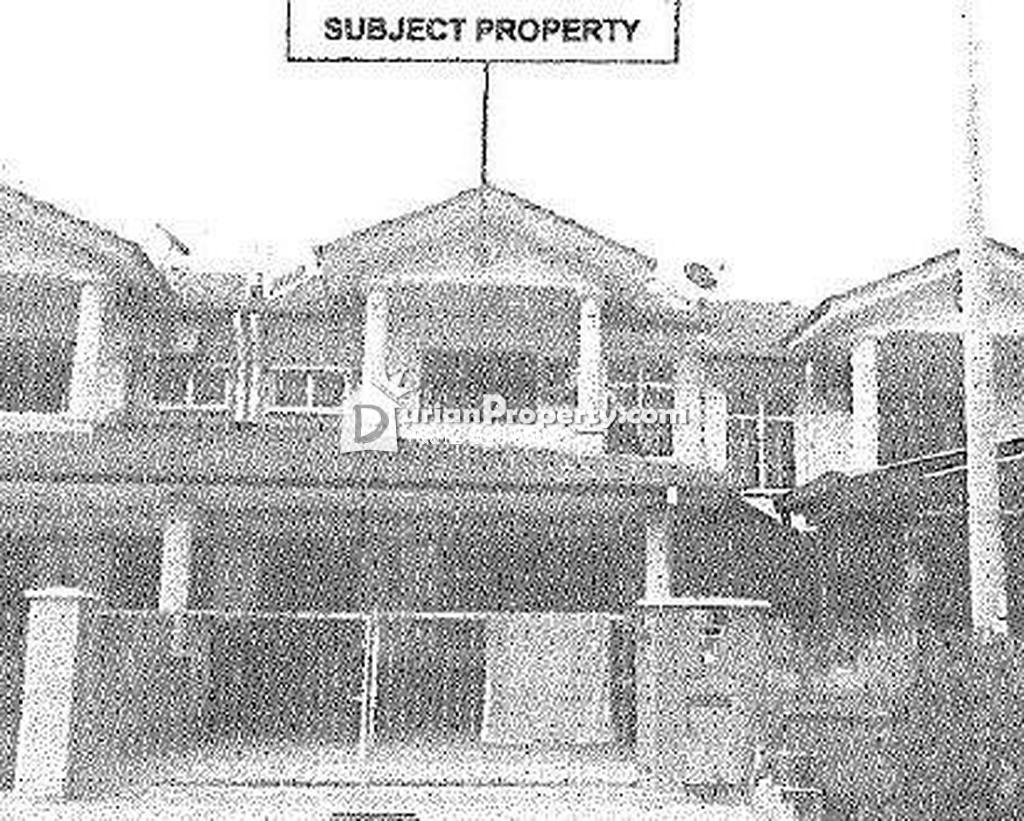 Terrace House For Auction at Desa Kolej, Putra Nilai
