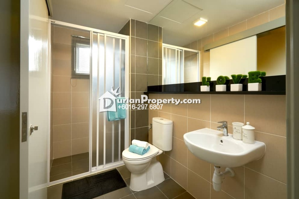 Serviced Residence For Sale at Razak City Residences, Taman Sungai Besi