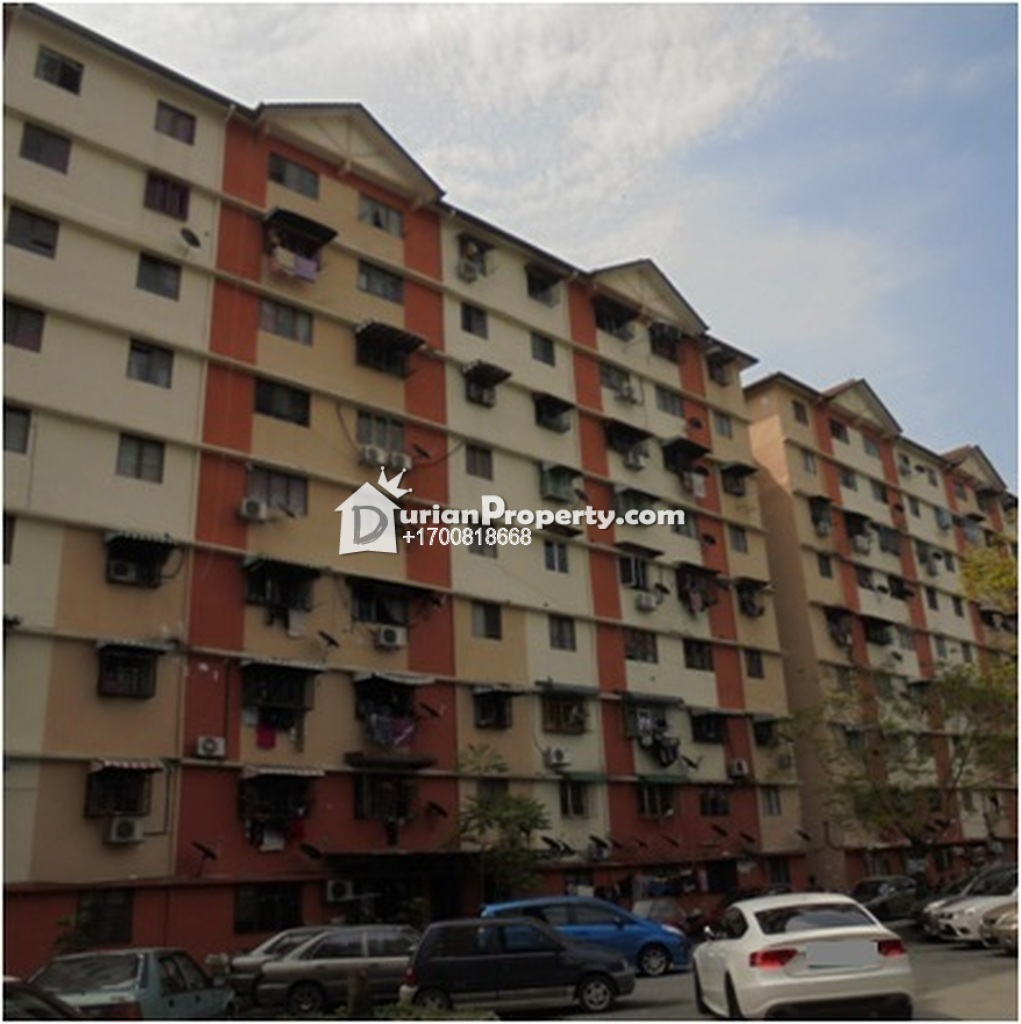 Apartment For Auction at Taman Batu Permai, Jalan Ipoh