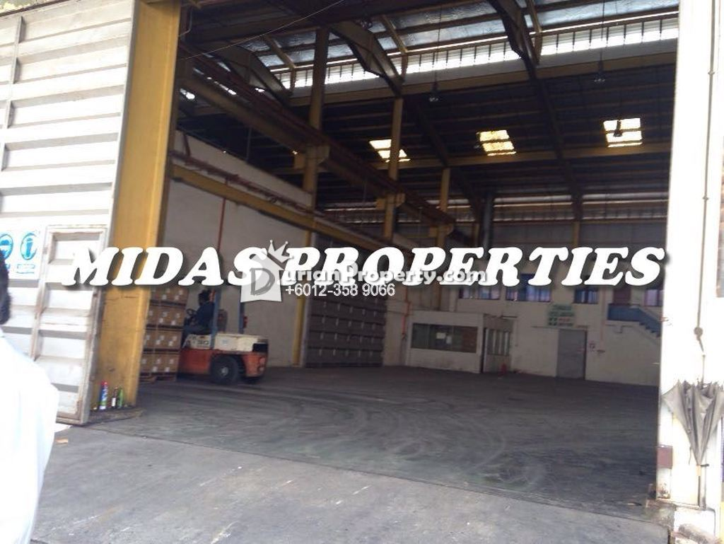 Detached Factory For Rent at SS13, Subang Jaya