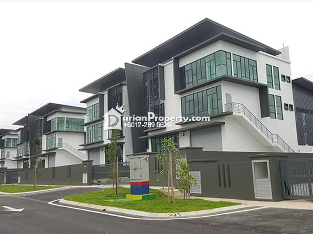 Detached Factory For Rent at Kota Puteri, Selangor