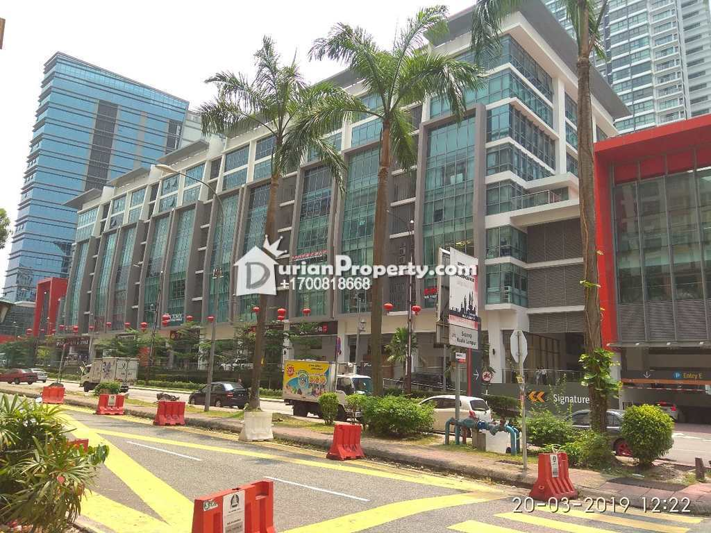 Office For Auction at V Residence @ Sunway Velocity, Cheras