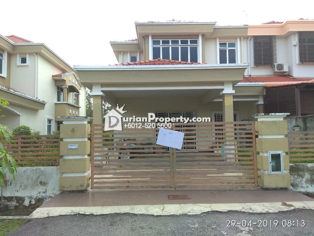 Semi D For Auction at Taman Peserai Jaya, Batu Pahat