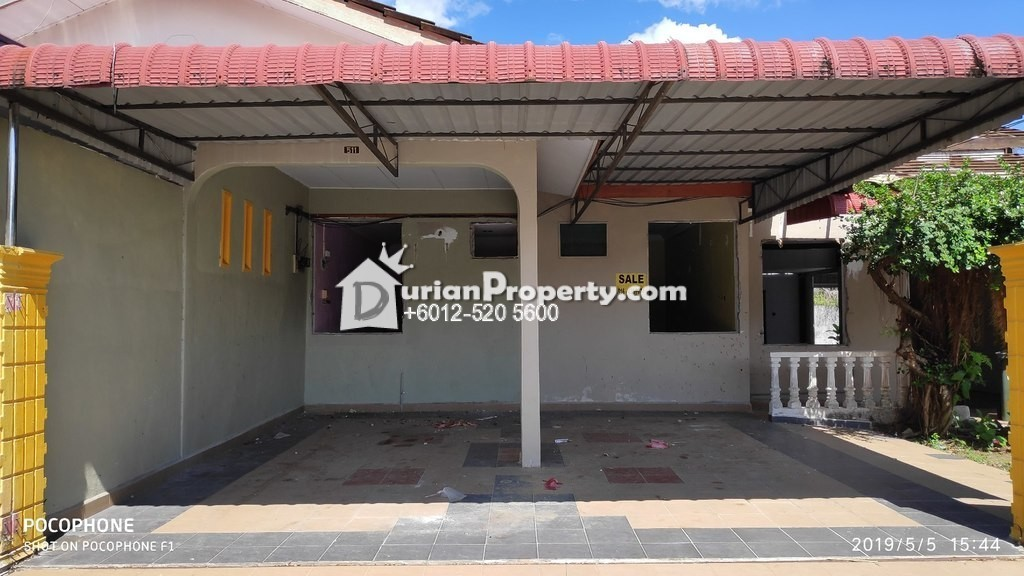 Terrace House For Auction at Taman Kenari, Kulim