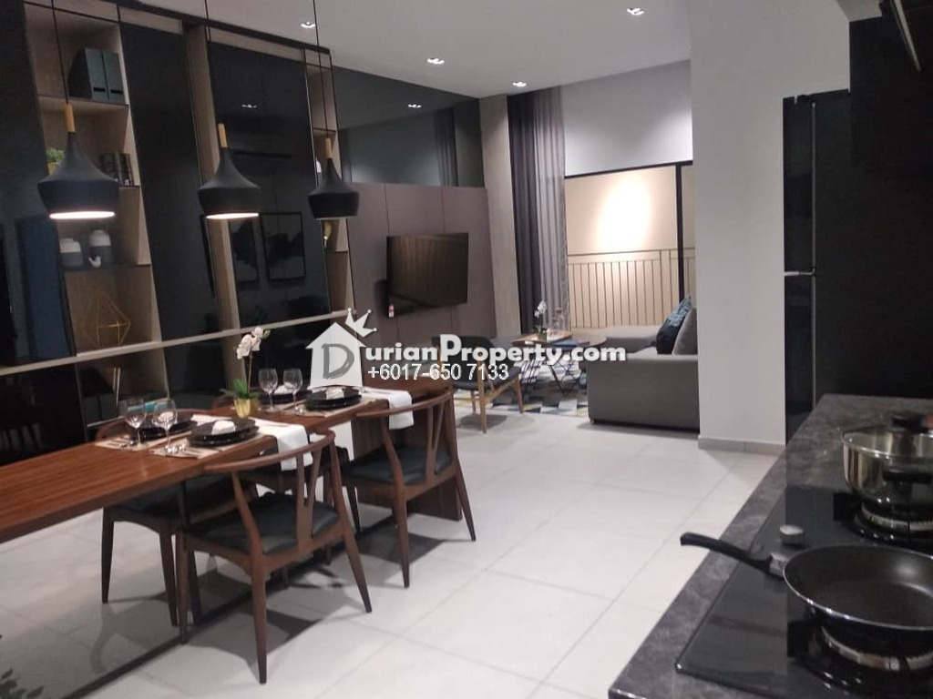 Serviced Residence For Sale at Aviary Residence, Puchong for