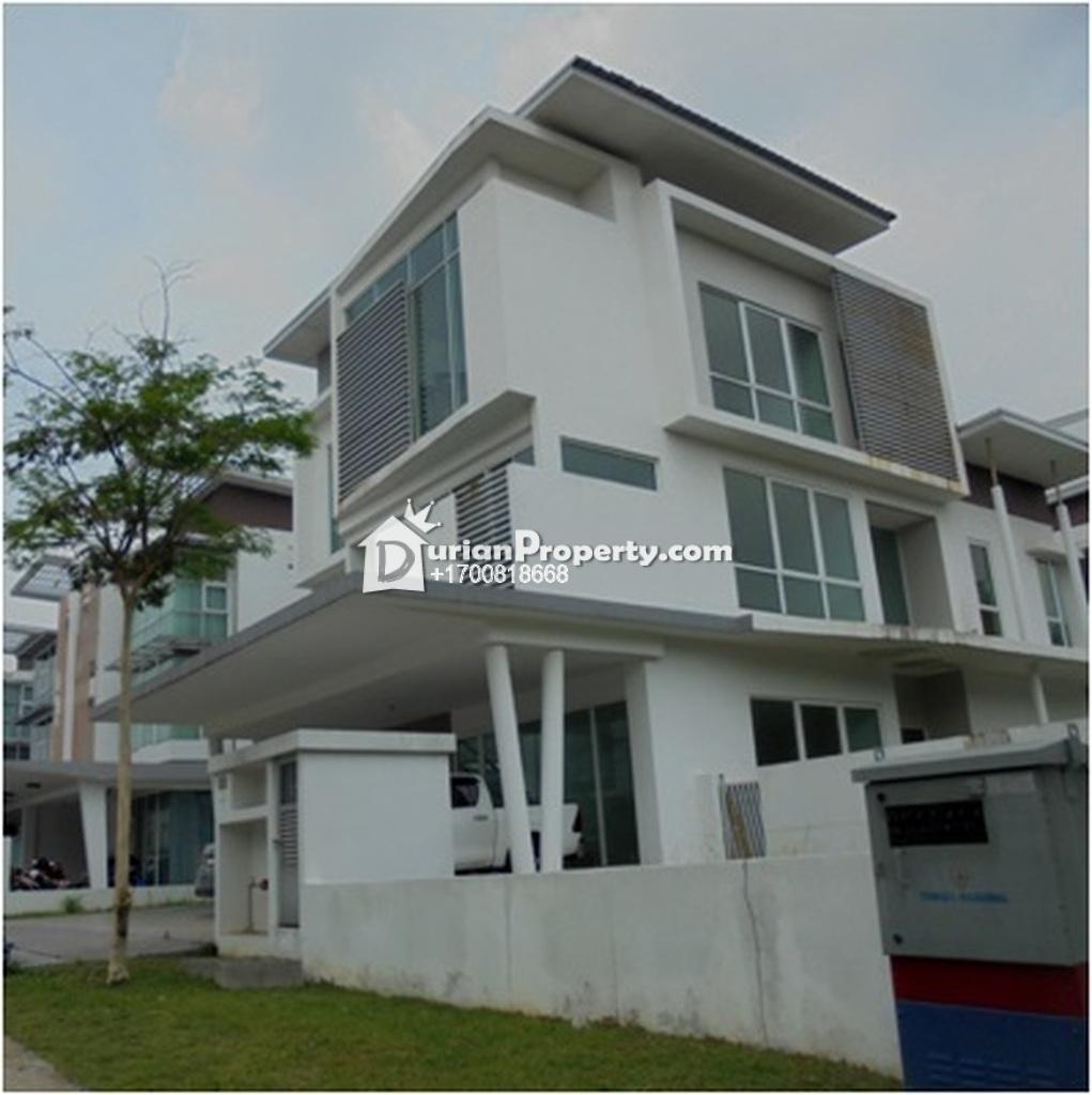Semi D For Auction at Garden Residence, Cyberjaya