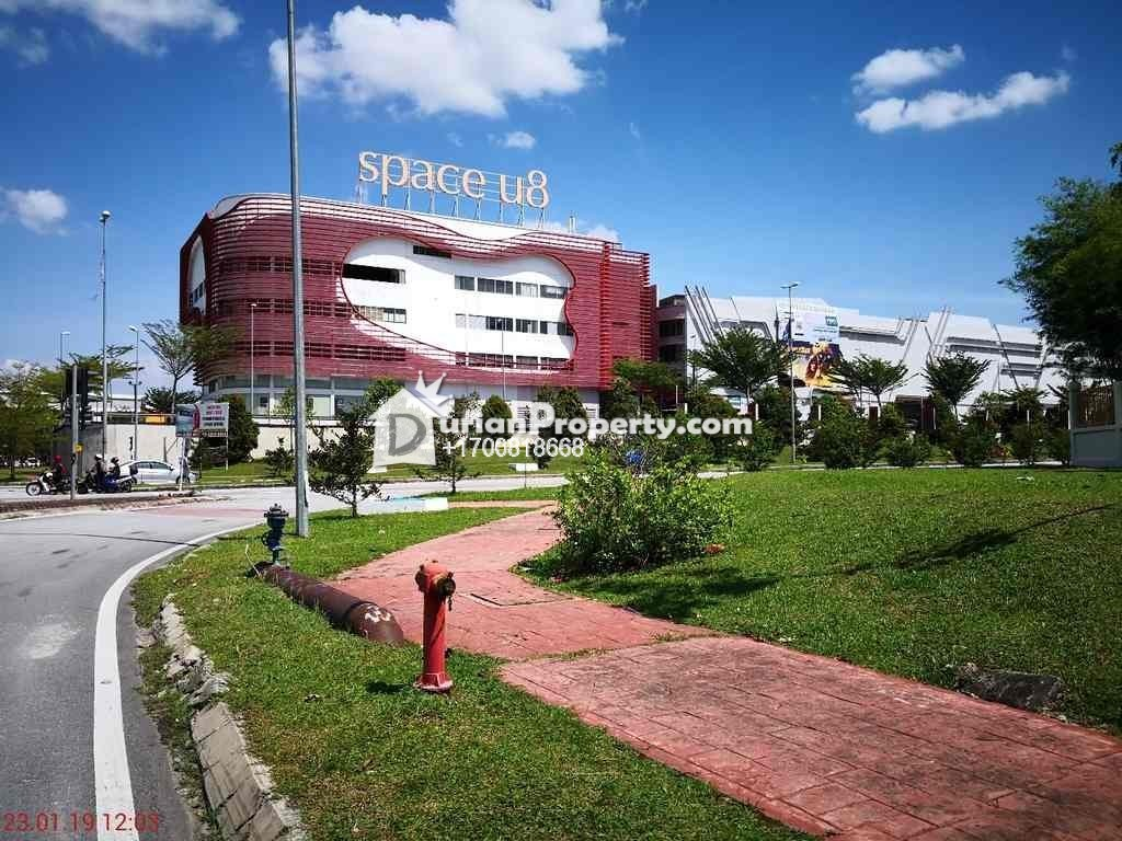 Office For Auction at Space U8, Bukit Jelutong