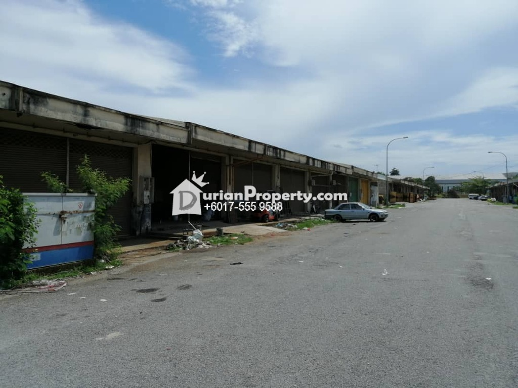 Terrace Factory For Sale at Bukit Sentosa, Rawang