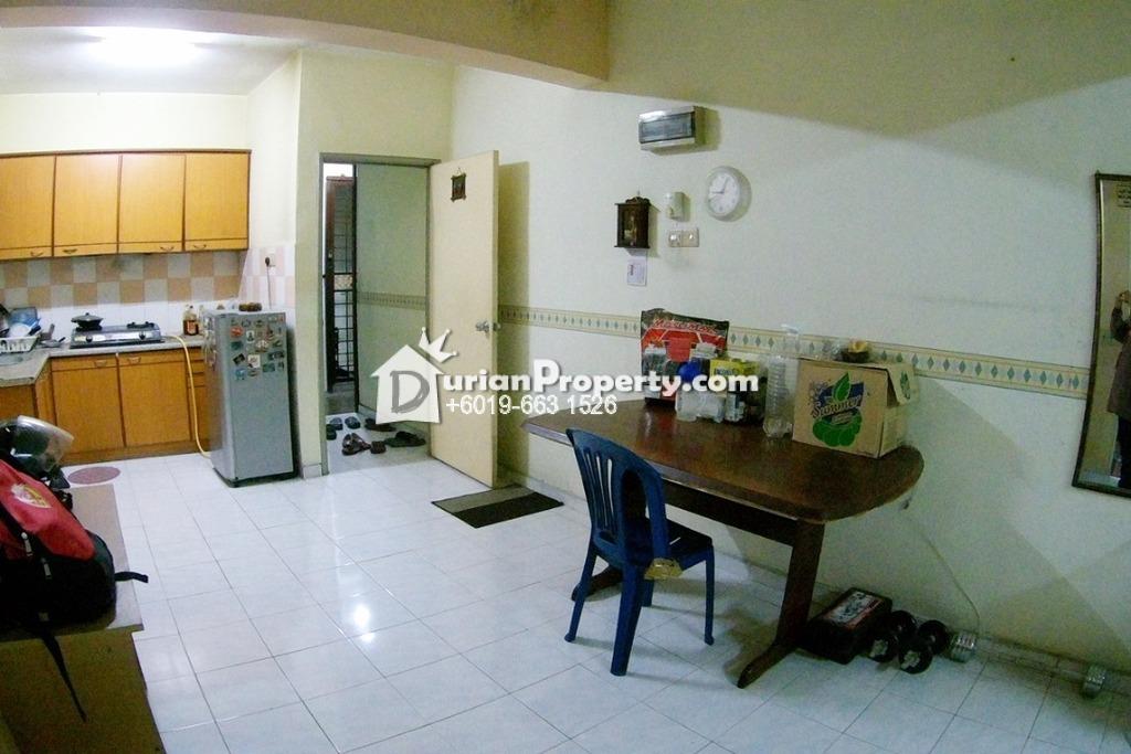 Apartment For Sale at Pangsapuri Anggerik Indah, Section 16