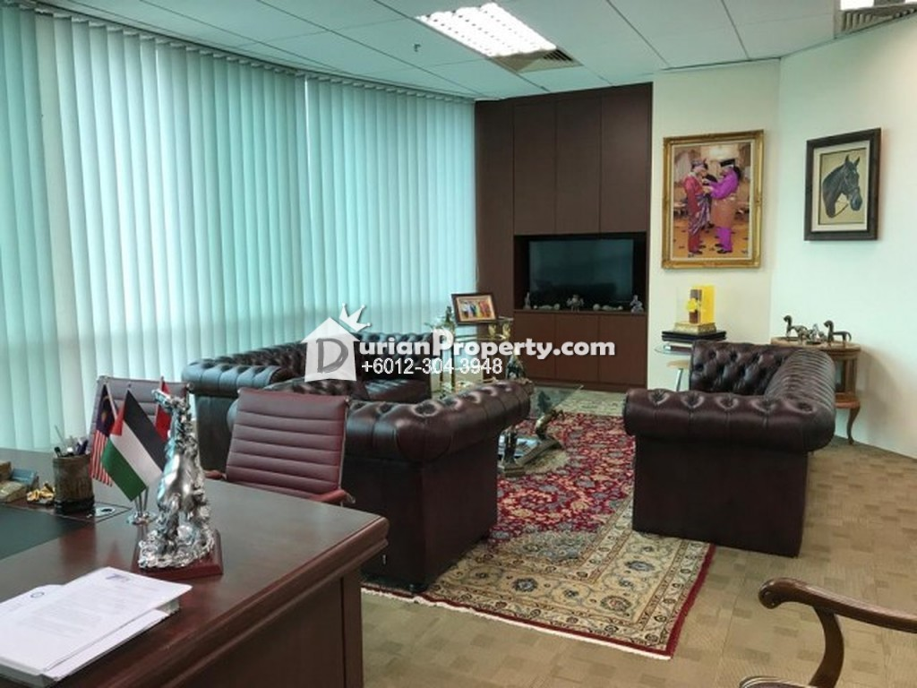 Office For Rent at Oval Tower, TTDI