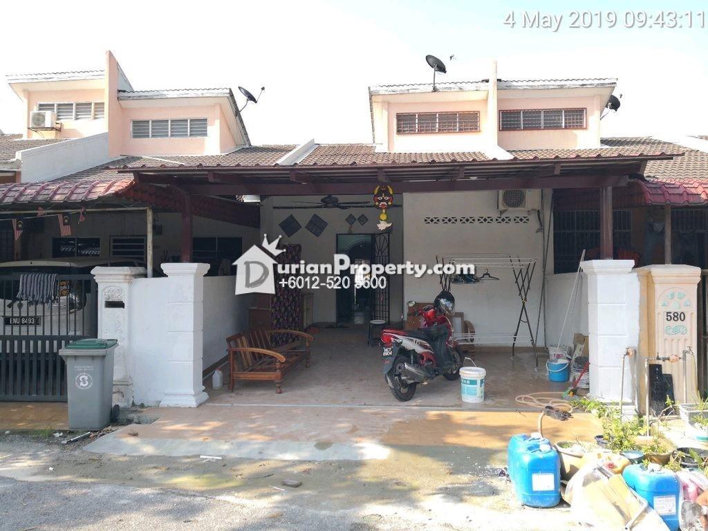 Terrace House For Auction at Taman Desaria, Nilai