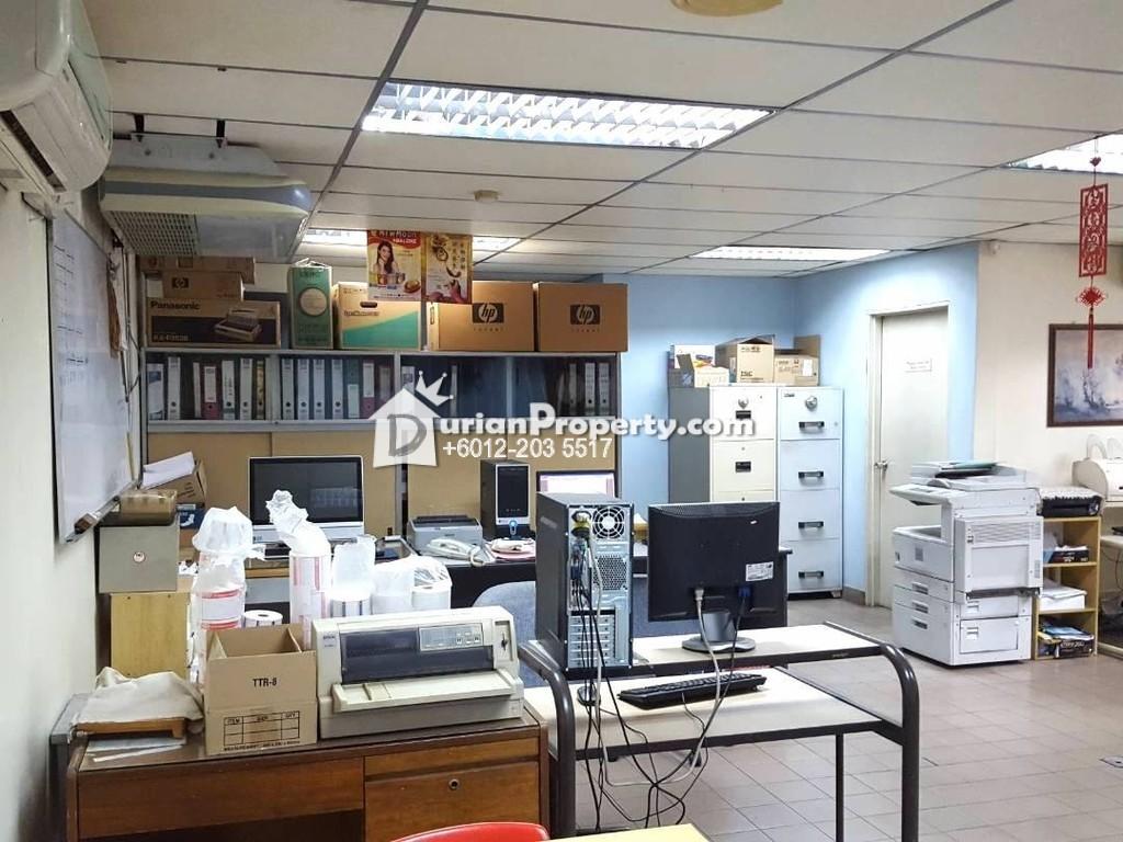 Detached Factory For Sale at Kepong Baru Industrial Estate, Kepong Baru