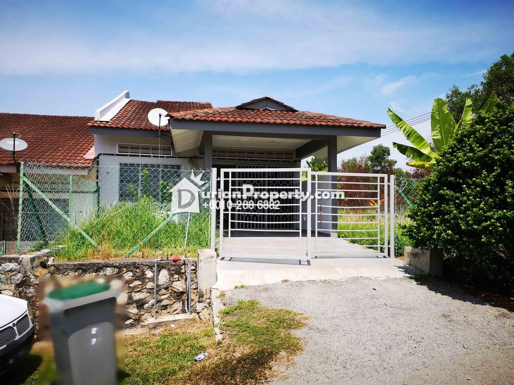 Terrace House For Sale at Greenview Resort Homes, Port Dickson