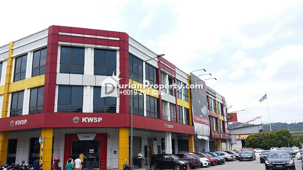 Shop For Rent at Pusat Bandar Puchong Industrial Park, Pusat Bandar Puchong