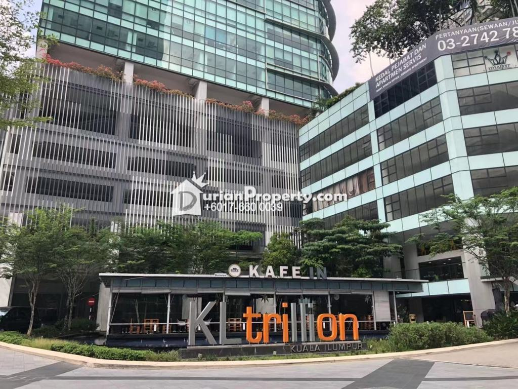 Condo For Rent at KL Trillion, KLCC