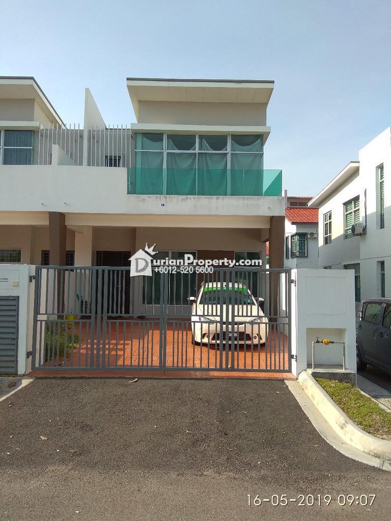 Terrace House For Auction at Taman Desaru Utama, Kota Tinggi