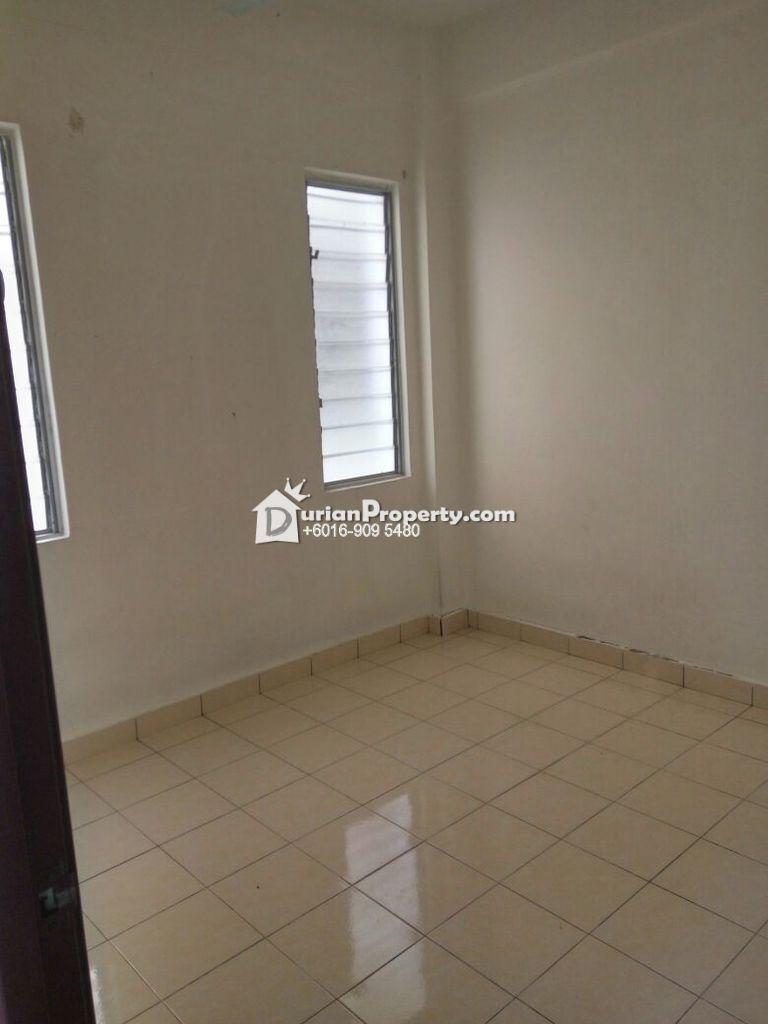 Apartment For Rent at Seri Kejora Apartment, Subang Bestari
