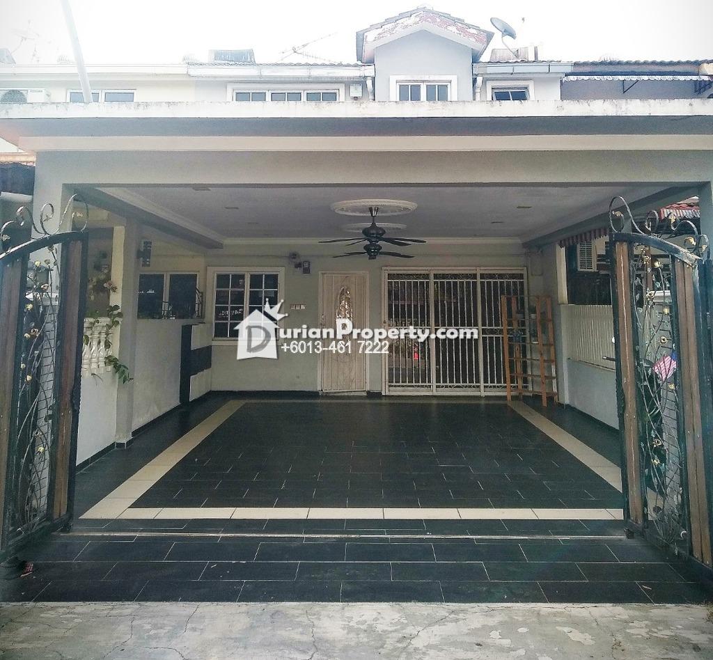 Terrace House For Sale at Taman Muhibbah, Kajang