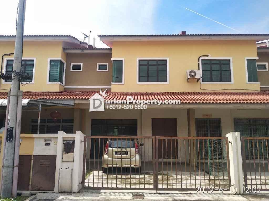 Terrace House For Auction at Wakaf Bharu, Kelantan