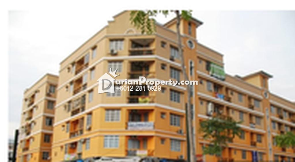 Apartment For Rent at Hata Square, Pandan