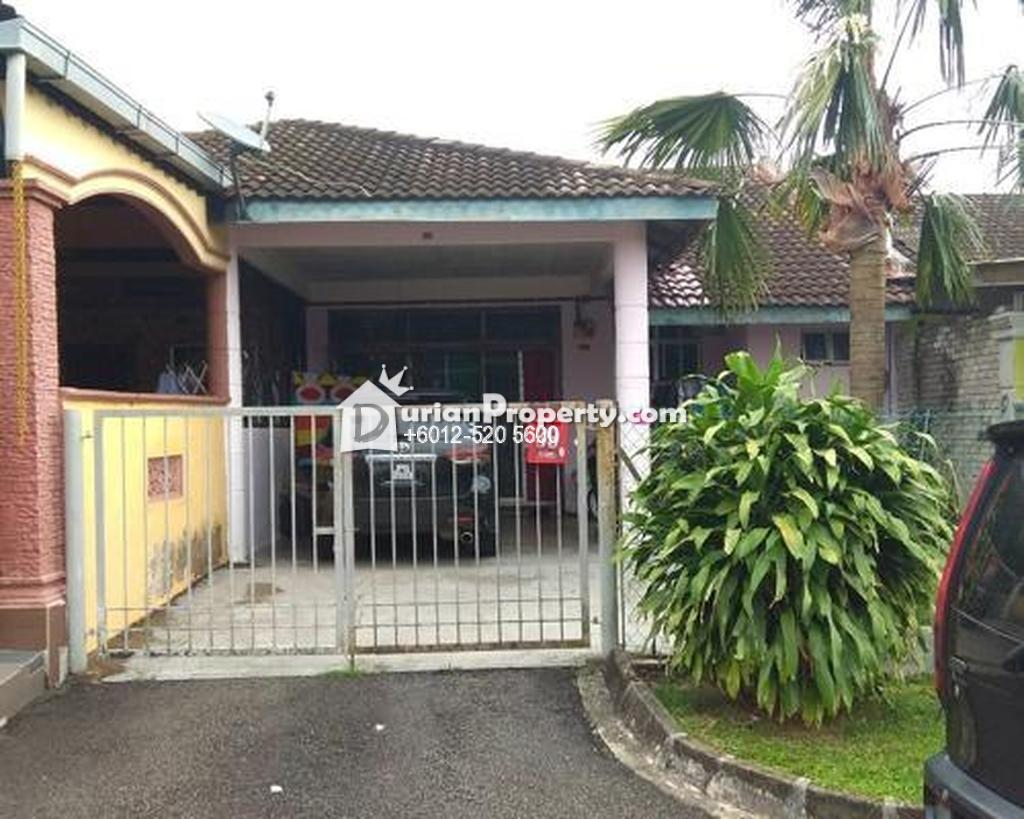 Terrace House For Auction at Taman Impian Jaya, Senai
