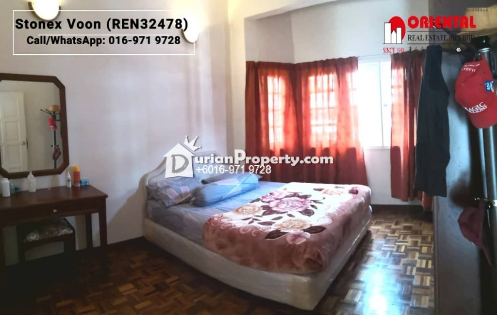 Apartment For Sale at Greenhill Resort Apartment, Tanah Rata