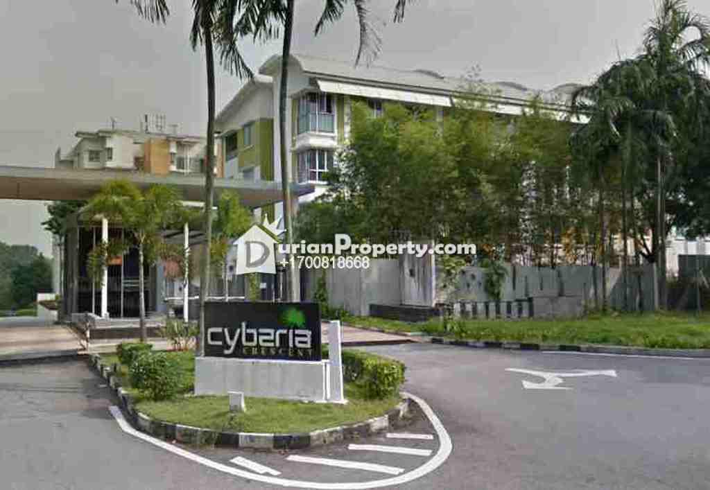Condo For Auction at Cyberia Crescent 1, Cyberjaya