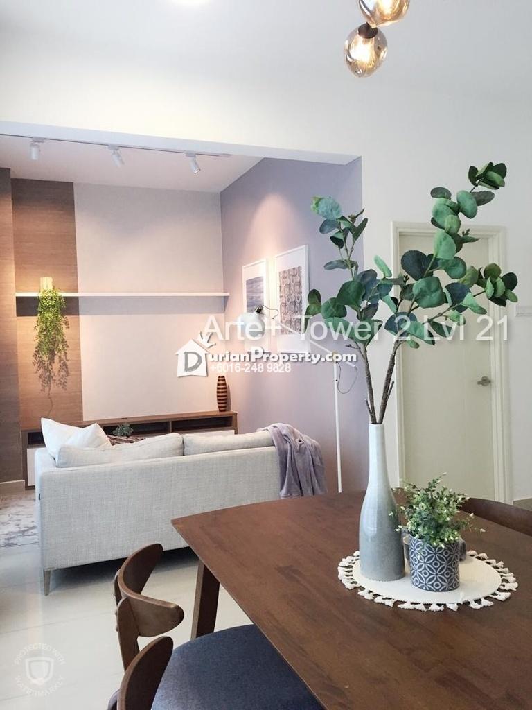 Condo For Sale at Arte Plus, Ampang Hilir