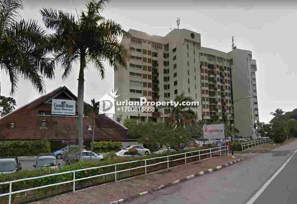Condo For Auction at The Regency Tanjung Tuan Beach Resort, Port Dickson