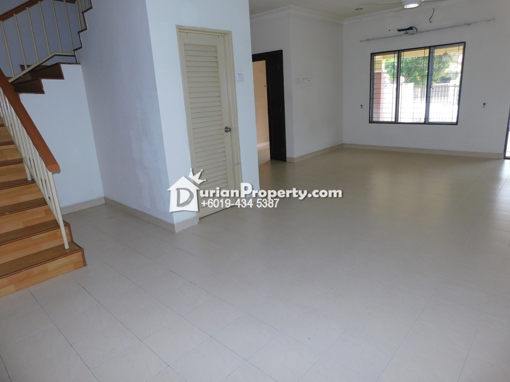 Terrace House For Rent at Denai Alam, Shah Alam