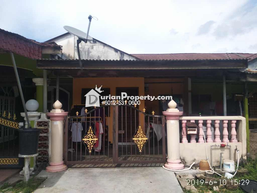 Terrace House For Auction at Pengkalan Chepa, Kelantan